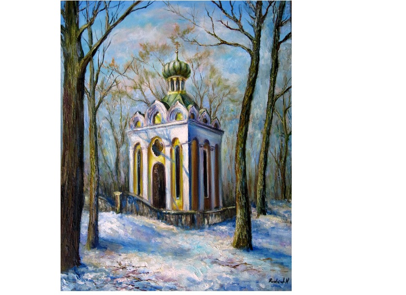 St.Varvara Chapel in Markuciai Park **SOLD**