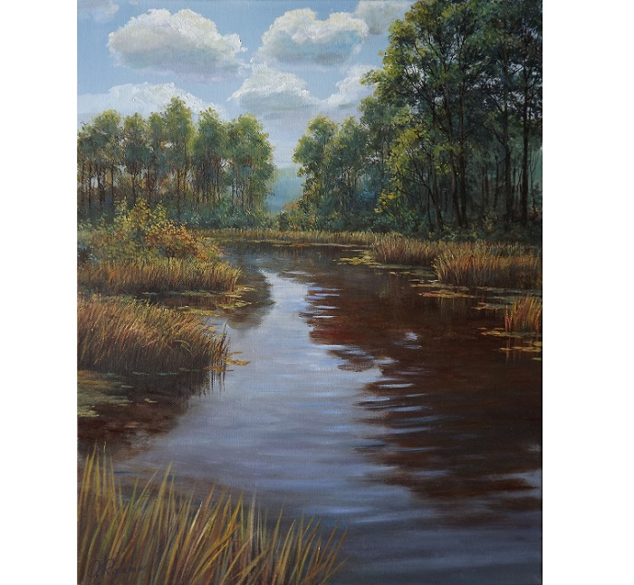 Backwater **SOLD**