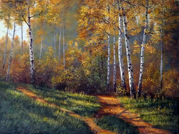 Birches **SOLD**