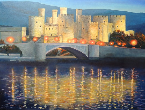 Conwy Castle **SOLD**