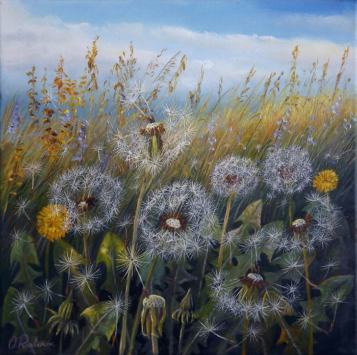 Dandelion Field **SOLD**