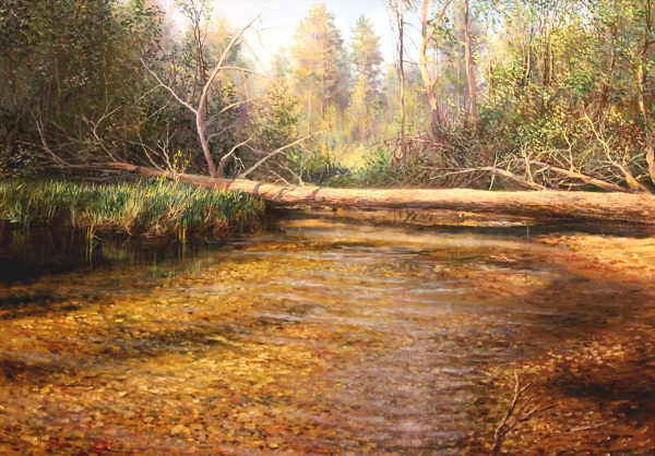 Forest creek**SOLD**