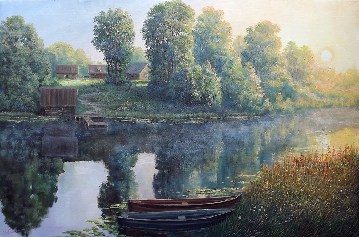 Morning Mist **SOLD**