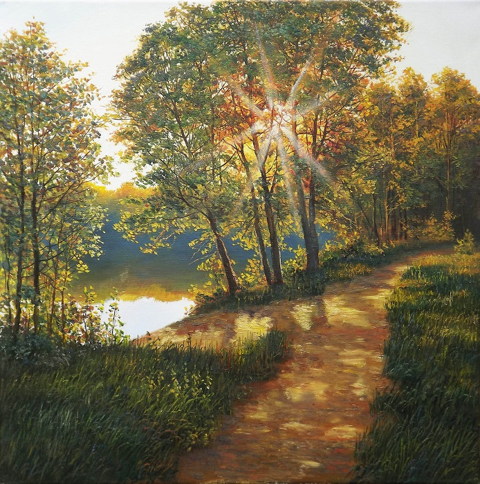 Path to the River
