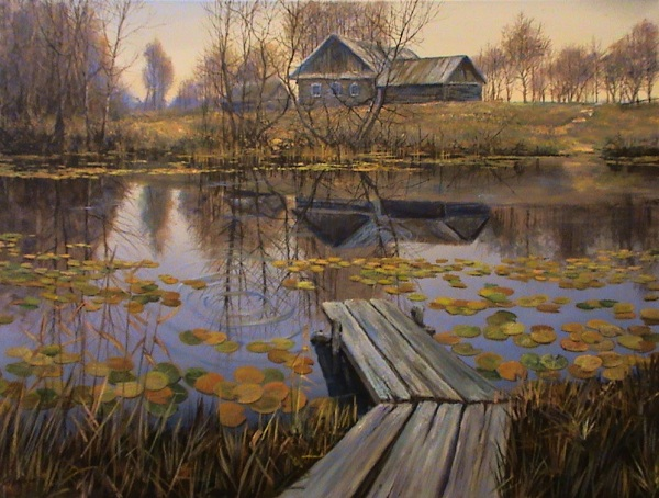 Old pond **SOLD**