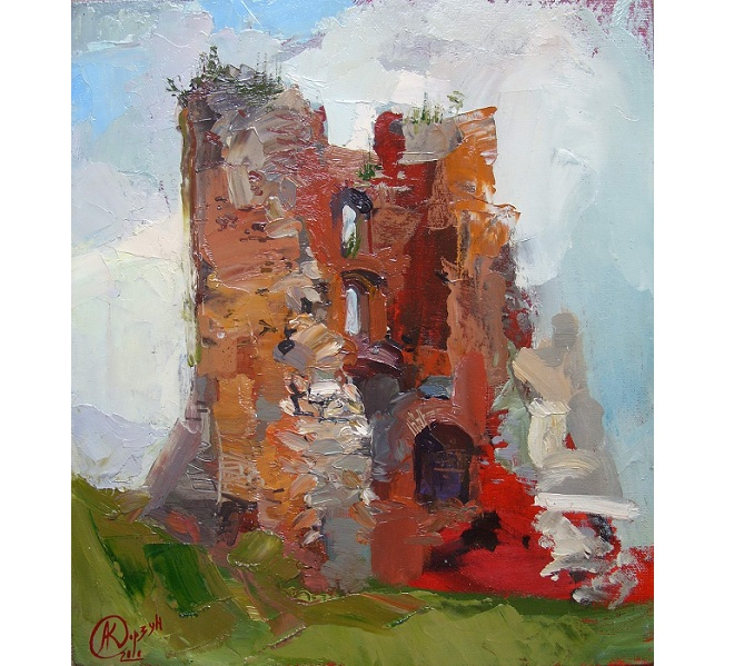 Tower. Novogrudok castle **SOLD**