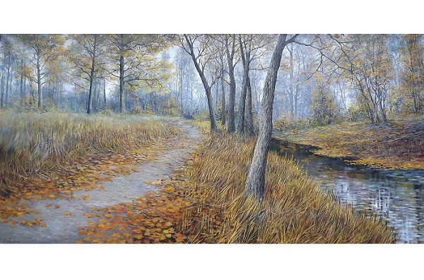 Path to the river **SOLD**