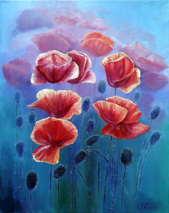 Poppies **Reserved**