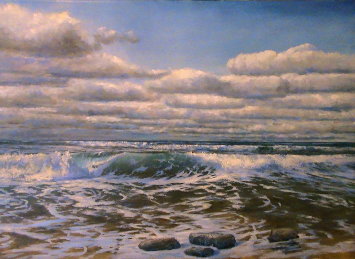 Sound of tide **SOLD**