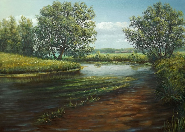 Summer River 2 **SOLD**