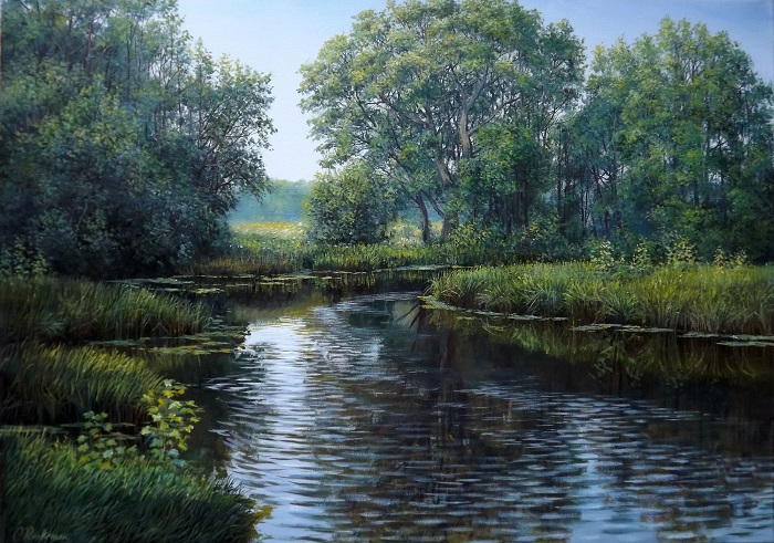 Summer River 5 **SOLD**