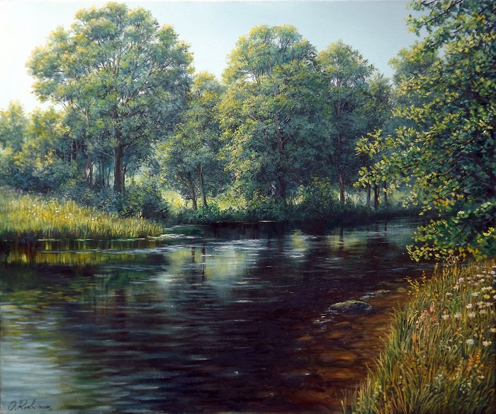 Summer River **SOLD**
