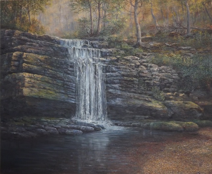 Waterfall **SOLD**
